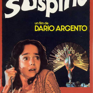 Suspiria (Spanish) 11x17 Movie Poster (1977)