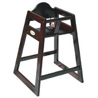 Foundations Classic Wood High Chair Antique Cherry - 4501859