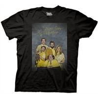 Ripple Junction Adult Always Sunny Family Portrait -XL-Black