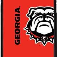 Georgia Full Mascot iPhone 6 Plus Thinshield Snap-On Case | UGA Mascot Phone Cover | Georgia iPhone Case
