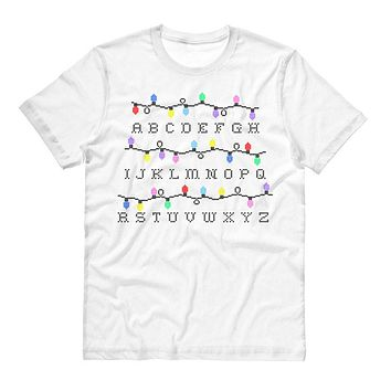 Stranger Things Christmas Lights Shirt