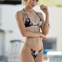 Hot As Hell Haht Titsy Triangle Bikini Top at PacSun.com
