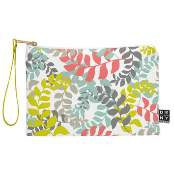 Heather Dutton Undertow Coral Pouch