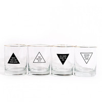 Magic 8 Ball Tumblers