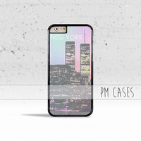 Vintage New York City Case Cover for Apple iPhone 4 4s 5 5s 5c 6 6s SE Plus & iPod Touch