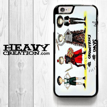 5 Second Of Summer for iPhone 4 4S 5 5S 5C 6 6 Plus , iPod Touch 4 5  , Samsung Galaxy S3 S4 S5 S6 S6 Edge Note 3 Note 4 , and HTC One X M7 M8 Case