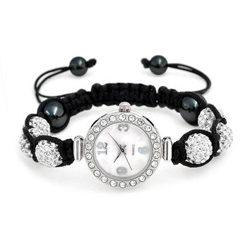 Bling Jewelry Sultry Crystal Watch
