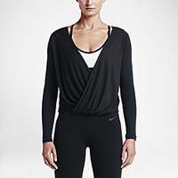 The Nike Draped Reversible Women's Training Top.