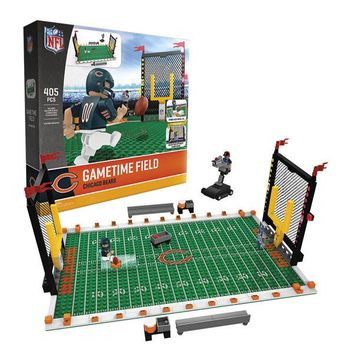 Chicago Bears Football Team Gametime Set 2.0 OYO Playset