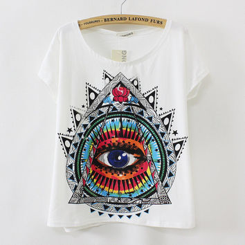 Indie All Seeing eye Shirt