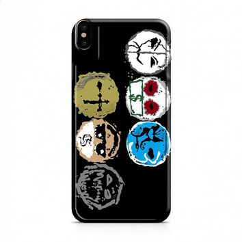 Hollywood Undead Icon iPhone X case