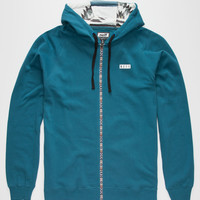 Neff Zippy Mens Hoodie Blue  In Sizes