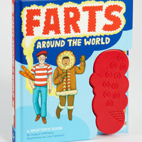 Farts Around The World | Shop Fart Gifts Now | fredflare.com