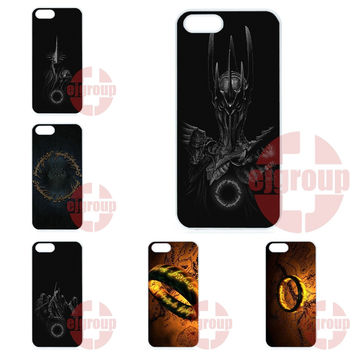 For Apple iPhone 4 4S 5 5C SE 6 6S 7 7S Plus 4.7 5.5 iPod Touch 4 5 6 Cover Cases lord of the rings softpedia