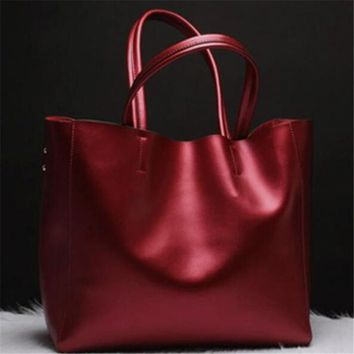 New Fashion Women Soft Genuine Leather Gold Handbags Casual Brand Women Tote Shoulder Clutch Bag Large Capacity Satchel Bag