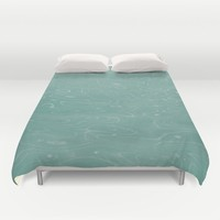 Jade Duvet Cover by RichCaspian