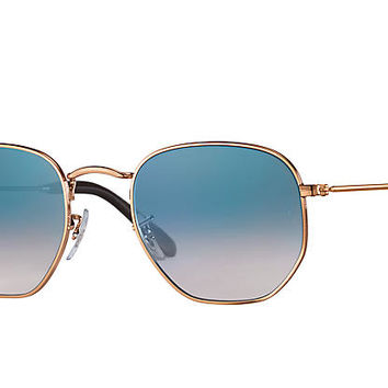 Ray-Ban HEXAGONAL @Collection Silver, RB3548N | Ray-Ban® USA