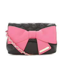 Betsey Johnson Bow Knot Cross-Body Bag | Dillards