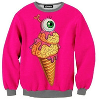 Eye Scream Crewneck
