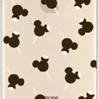 iPhone 6 Plus/ 6S Plus Case, DECO FAIRY® Case Bumper Ultra Slim Translucent Silicone Clear Case Gel Cover for Apple iPhone 6 Plus/ 6S Plus (bear lollypop overload)