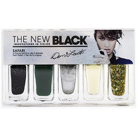 The New Black Demi Lovato 5pc Nail Set Safari Ulta.com - Cosmetics, Fragrance, Salon and Beauty Gifts