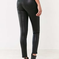 AGOLDE Roxanne Coated Skinny Jean - Urban Outfitters