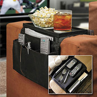 ARM REST ORGANIZER WITH TABLE-TOP