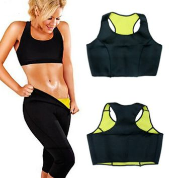 Heat Shaping Sports-Bra