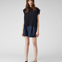 Quilted Trouser Shorts  by 3.1 Phillip Lim