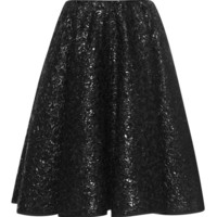 Floral Cloquet Wheel Skirt by Giambattista Valli - Moda Operandi