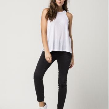 FREE PEOPLE Peyton Womens Skinny Jeans