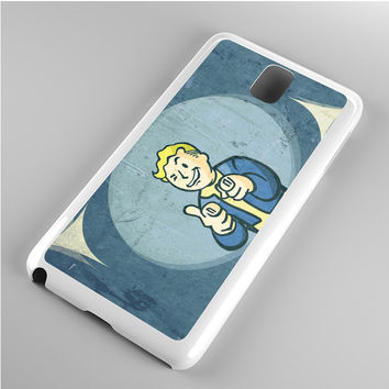 Game Fallout Vault Boy Note 3 Case