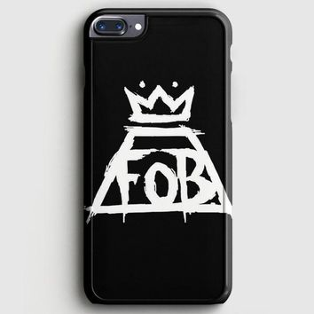 Fall Out Boy Sparkle iPhone 8 Plus Case | casescraft