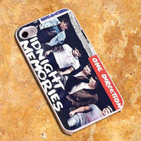 One Direction Midnight Memories Design For iPhone4/4s Case, iPhone 5/5s/5c Case, Samsung S3/S4 Case