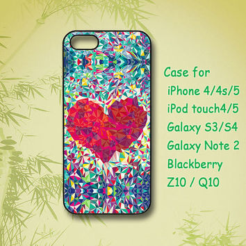 Love of Diamond ,iPhone 4S Case, iPhone 5 Case, ipod case, Samsung Galaxy S4, Samsung Galaxy S3, Samsung note 2, blackberry z10, Q10