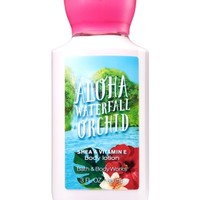 Travel Size Body Lotion Aloha Waterfall Orchid
