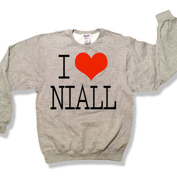One Direction I Love Niall Horan 017 by TopBananaPhilly on Etsy