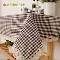 2016 New Arrival Table Cloth Fresh Style High Quality Lace Tablecloth Decorative Elegant Table Cloth Linen Table Cover HH1530