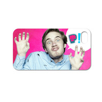 PewDiePie - iPhone 4/4s Case - Pink | Rodeo Arcade