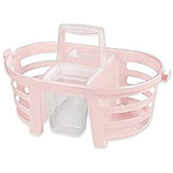 Shower Caddy 2-in-1 (1, Pink)
