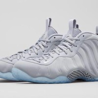HCXX Nike Air Foamposite One Grey Suede