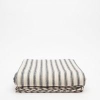 Faribault Woolen Mill Co. Ticking Stripe Blanket