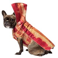 Rasta Imposta Bacon Dog Costume, Medium