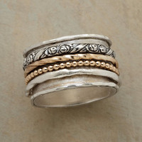 ANTHOLOGY RING         -                  Rings         -                  Jewelry                       | Robert Redford's Sundance Catalog