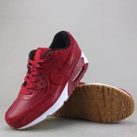 Nike Air Max 90 Women Men Fashion Casual Sneakers Sport Shoes-4