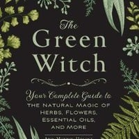 The Green Witch : Arin Murphy-Hiscock : 9781507204719