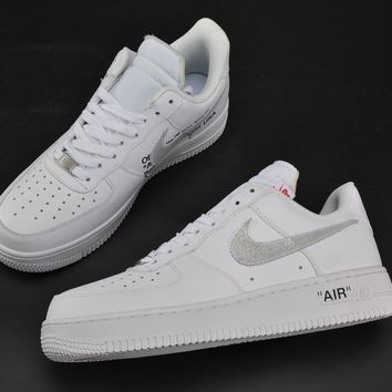 Virgil Abloh X Nike Air Force 1 Low Off-white - Beauty Ticks