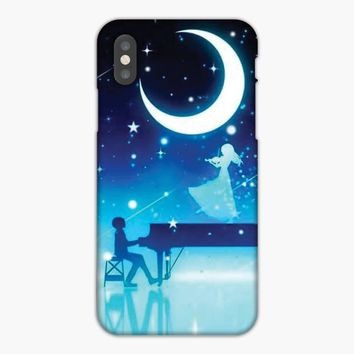 Kaori Your Lie In April Moonlight iPhone XS Max Case