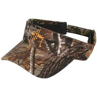 Guy Harvey Realtree Camo Visor