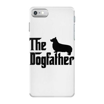 the dogfather pembroke welsh corgi iPhone 7 Case